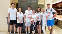 Kerres I Partners am Vienna Business Run