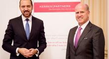 Dr Christoph Kerrres & Dr Werner Hoffmann