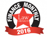 Finance Monthly - Law Awards 2016