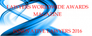 Lawyers Worldwide Award Magazine Innovative Lawyers 2016