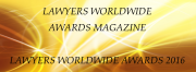 2016 Lawyers Worldwide Awards