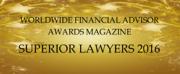 Worldwide Financial Advisor Awards