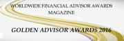 Worldwide Financial Advisor Awards Magazine Golden Globe Awards 2016